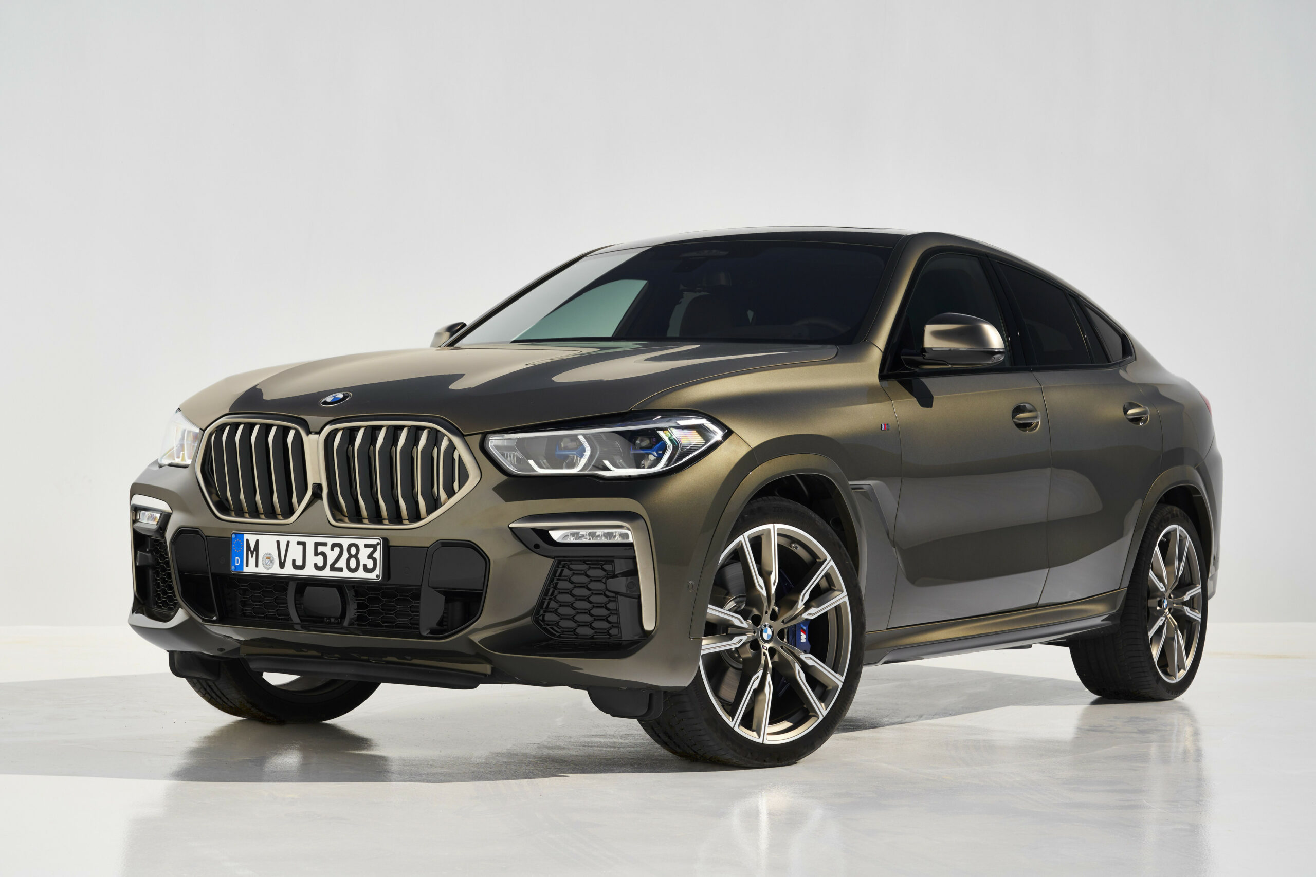 Price and Review 2022 BMW X6