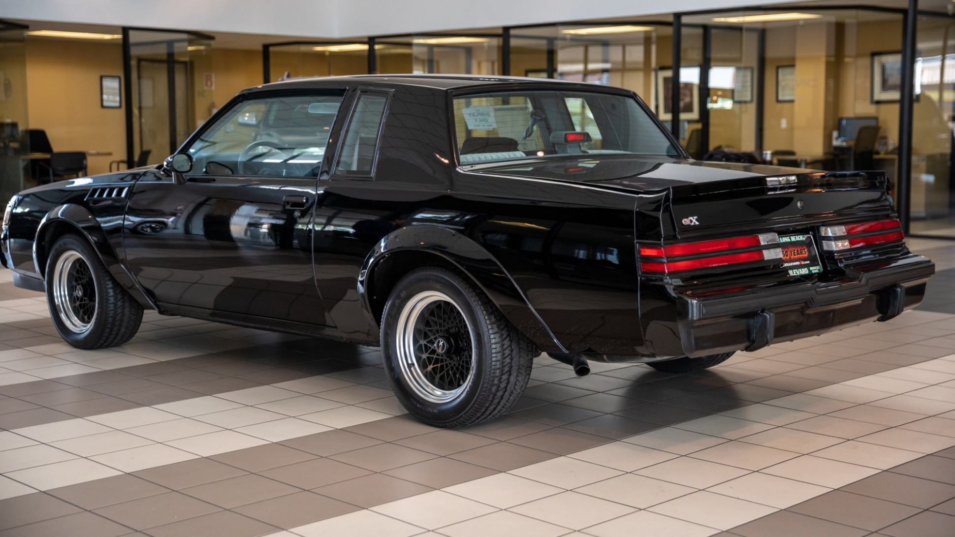 Exterior 2022 Buick Grand National