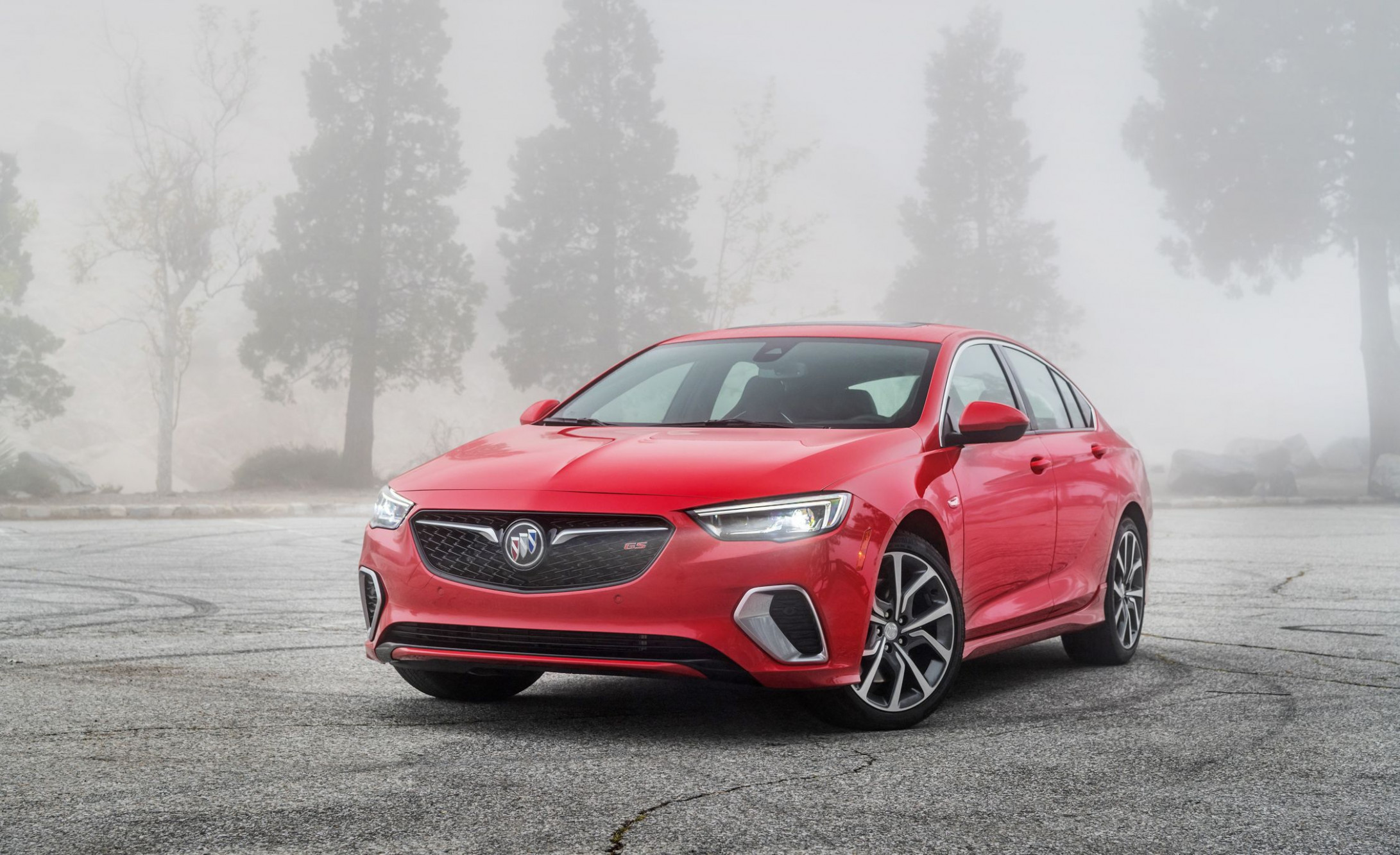 Release 2022 Buick Regal Gs Coupe
