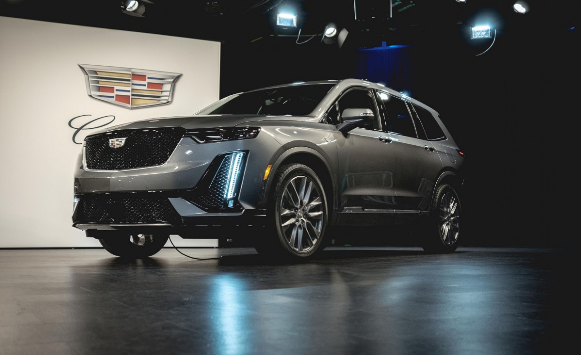 Review and Release date 2022 Cadillac Xt6 Interior Colors