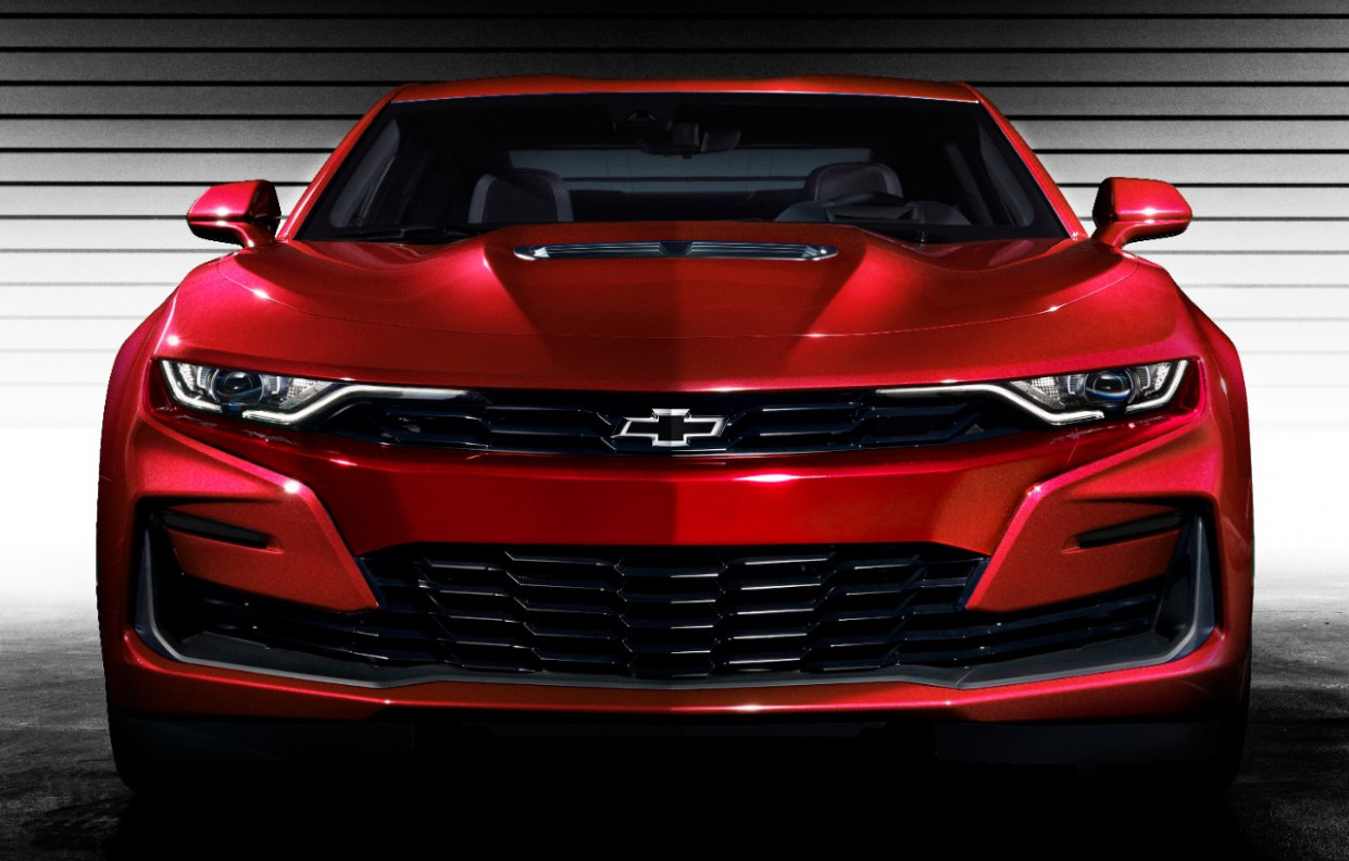 New Model and Performance 2022 Camaro Ss