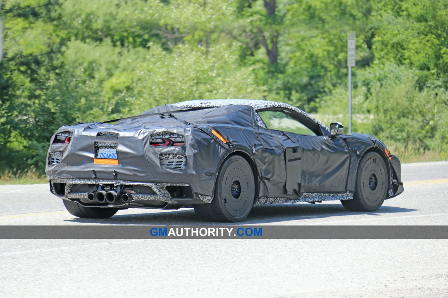 First Drive 2022 Chevrolet Corvette Zora Zr1