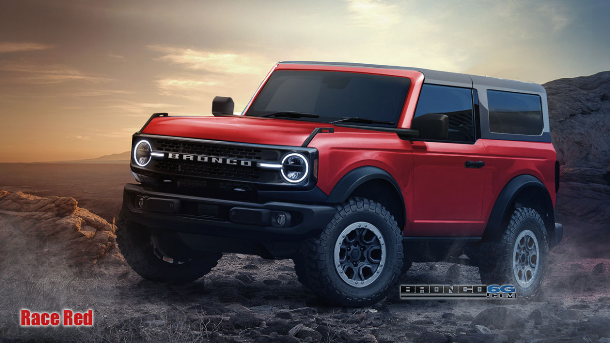 Pricing 2022 Ford Bronco Latest News