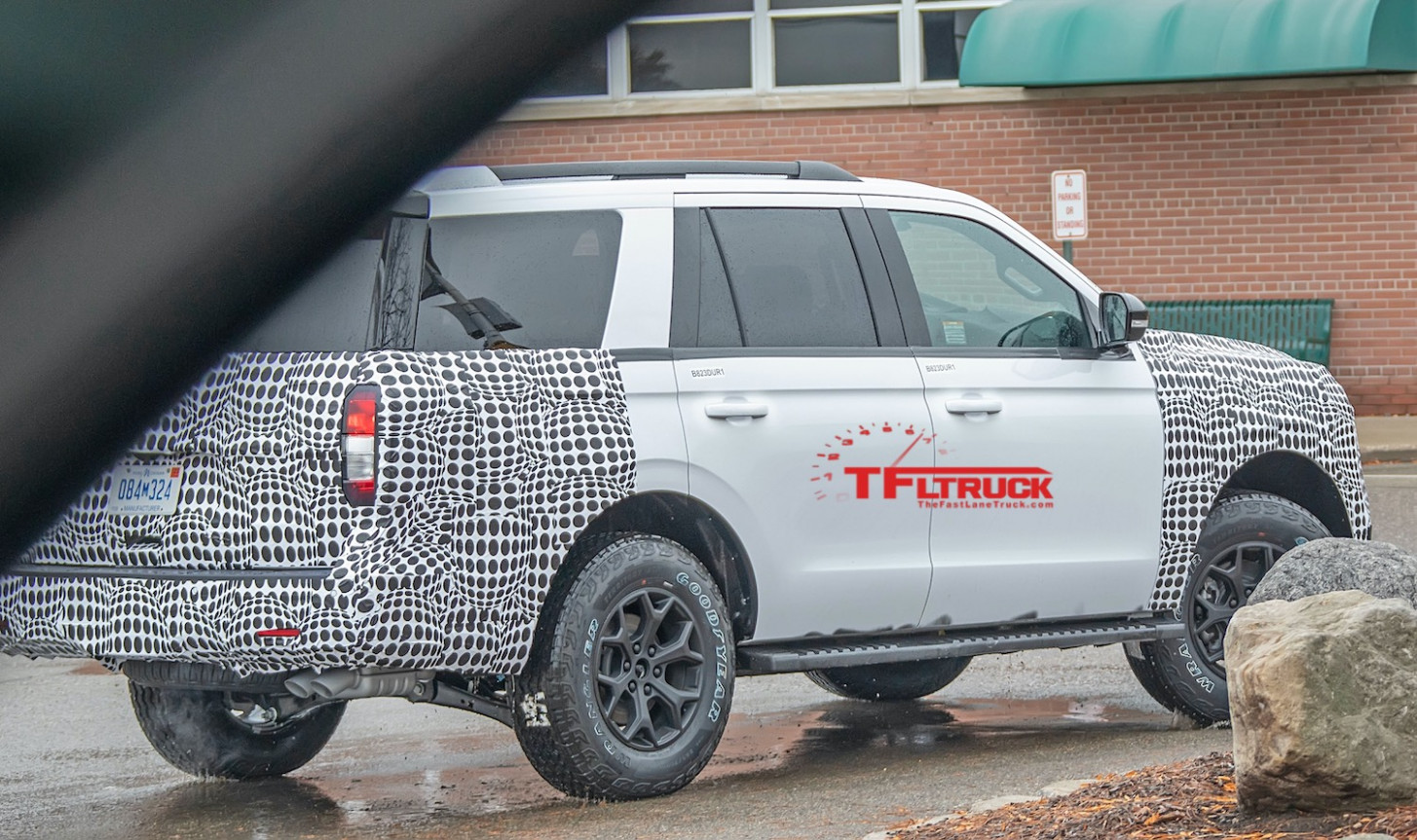 Spesification 2022 Ford Expedition