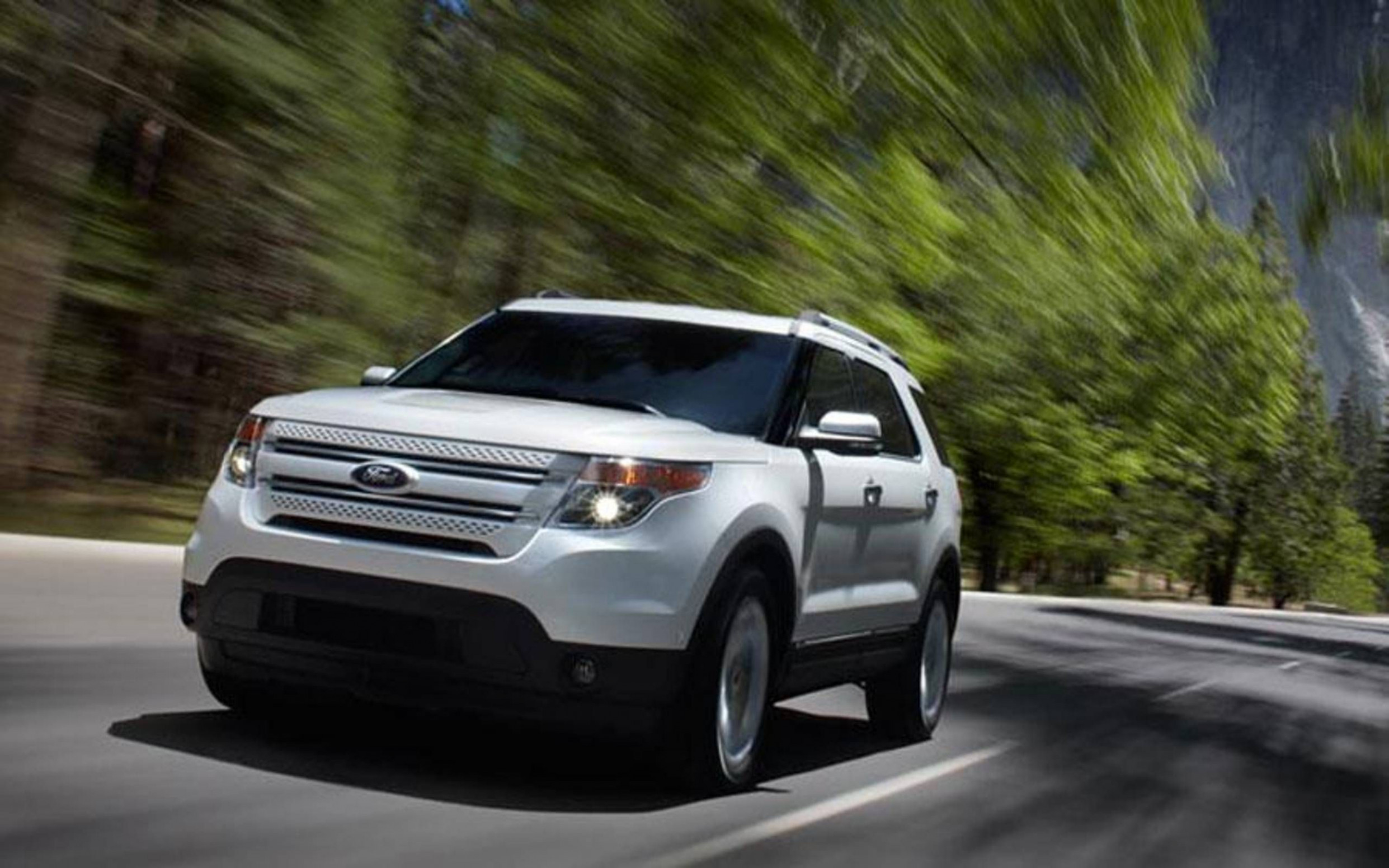Release Date and Concept 2022 Ford Explorer Job 1