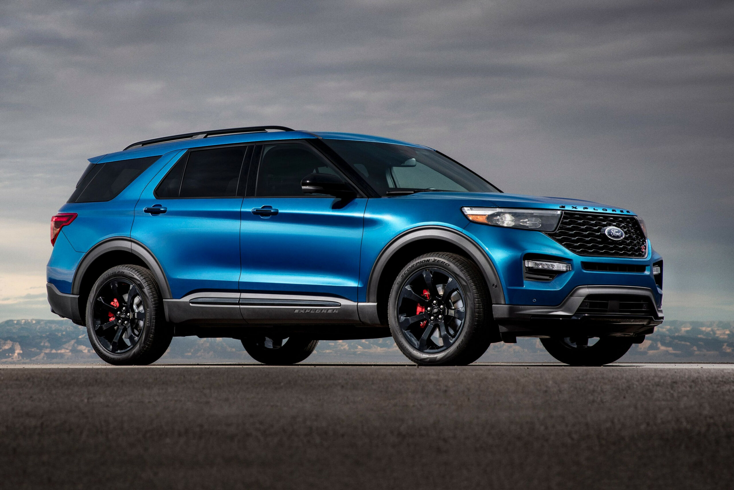 Review and Release date 2022 Ford Explorer