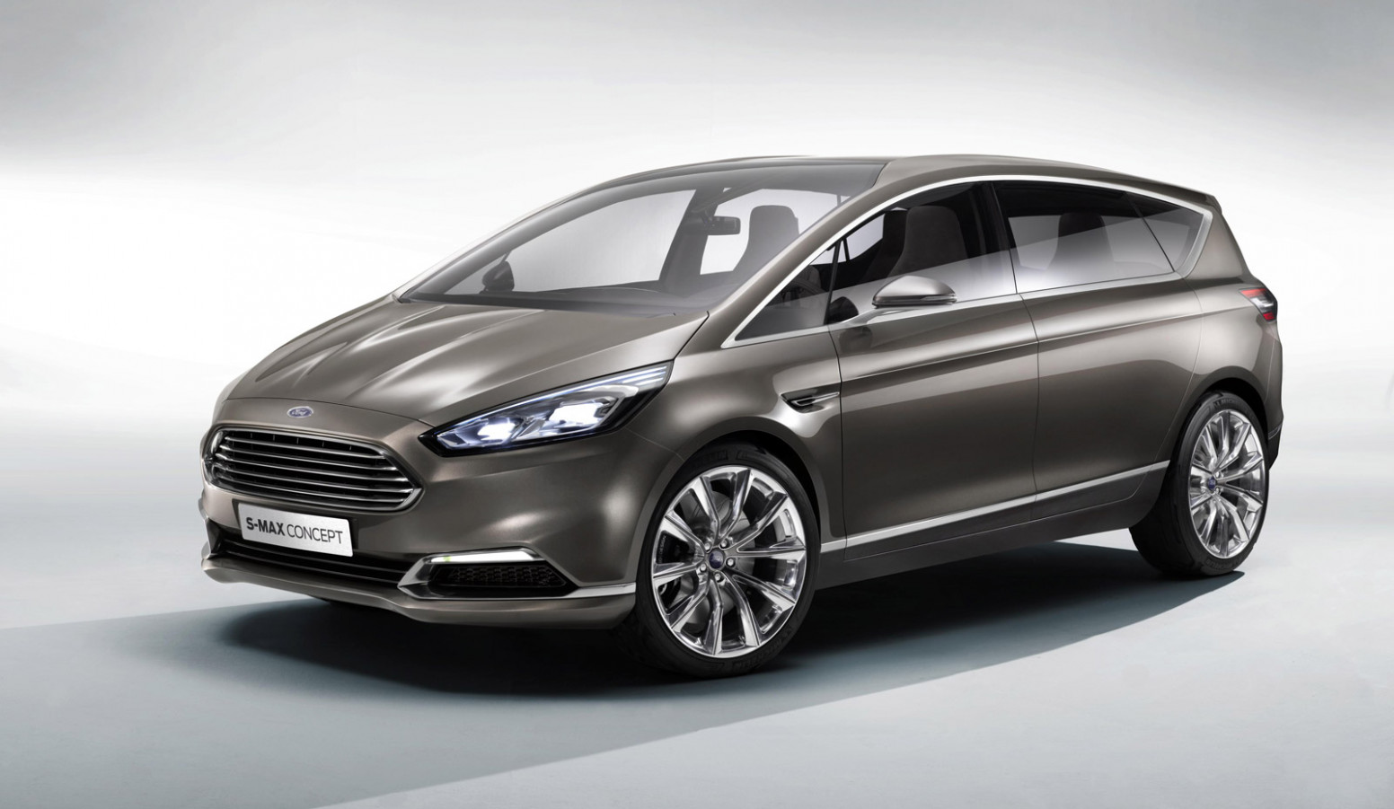 Configurations 2022 Ford S-Max