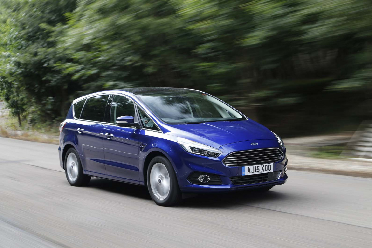 Engine 2022 Ford S-Max