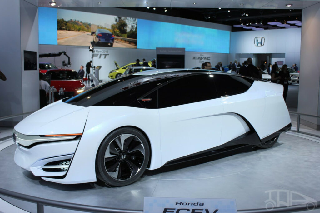 Research New 2022 Honda Fcev - Cars Review : Cars Review