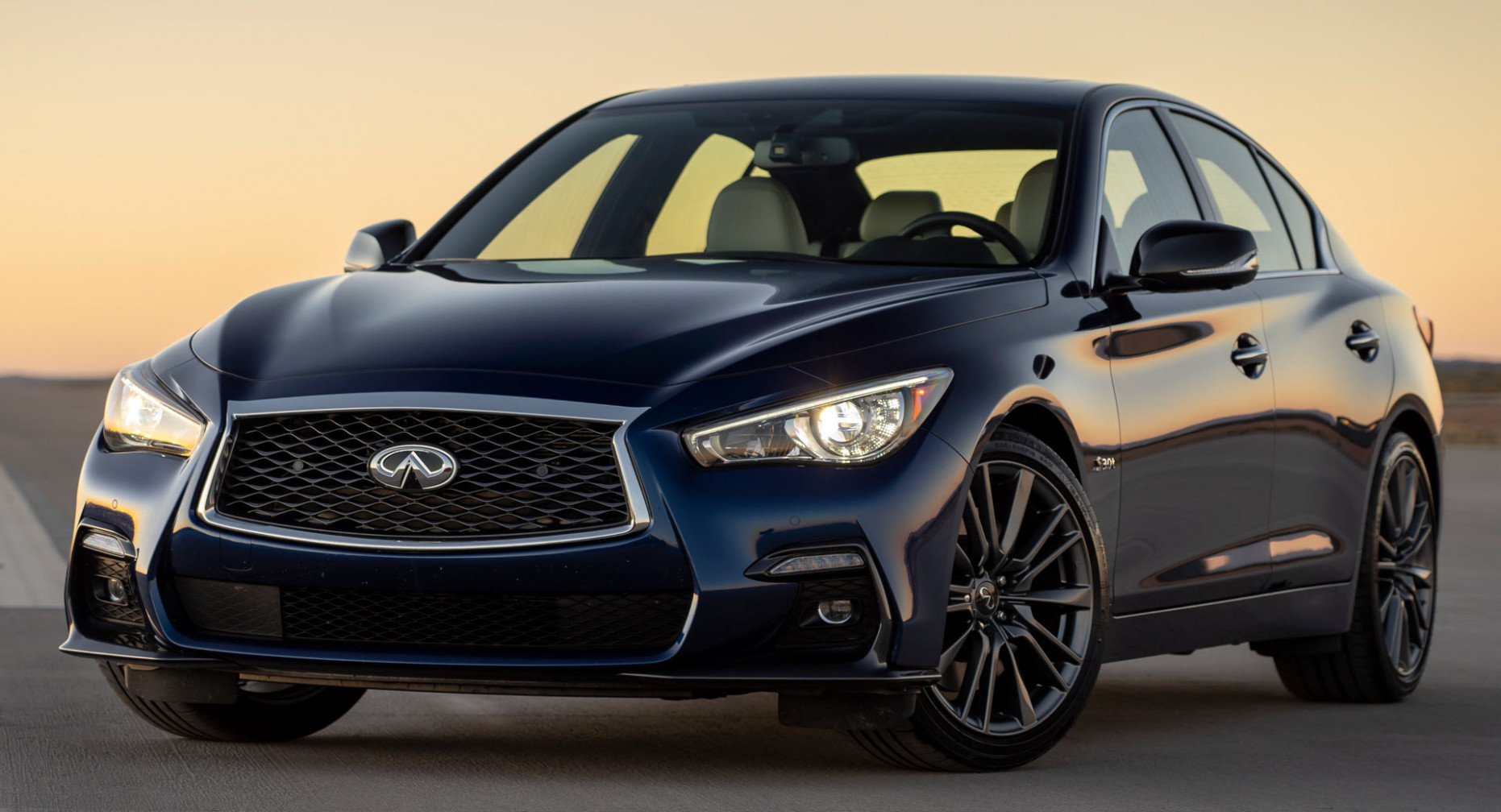 Price and Release date 2022 Infiniti Q70 Spy Photos