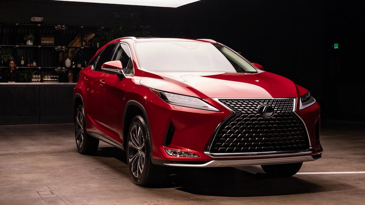 Prices 2022 Lexus Rx Release Date