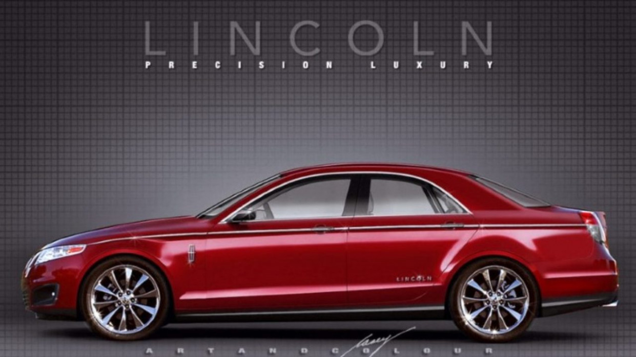 Price and Release date 2022 Lincoln Town