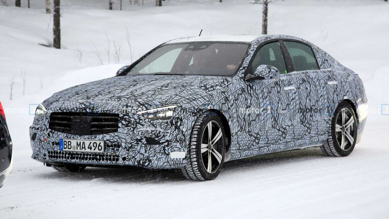 Price and Release date 2022 Mercedes C-class