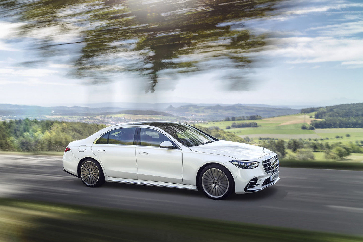 New Model and Performance 2022 Mercedes S Class