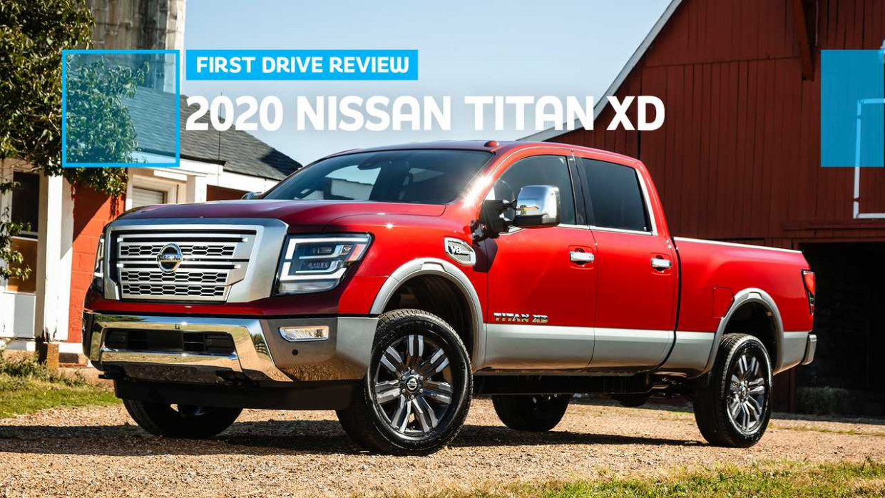 Price and Review 2022 Nissan Titan Xd