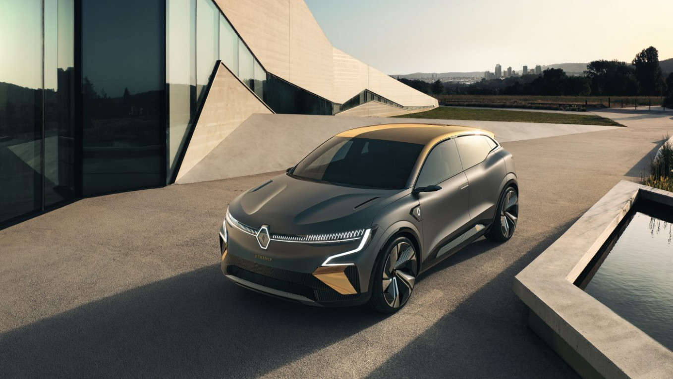 Review 2022 Renault Megane SUV