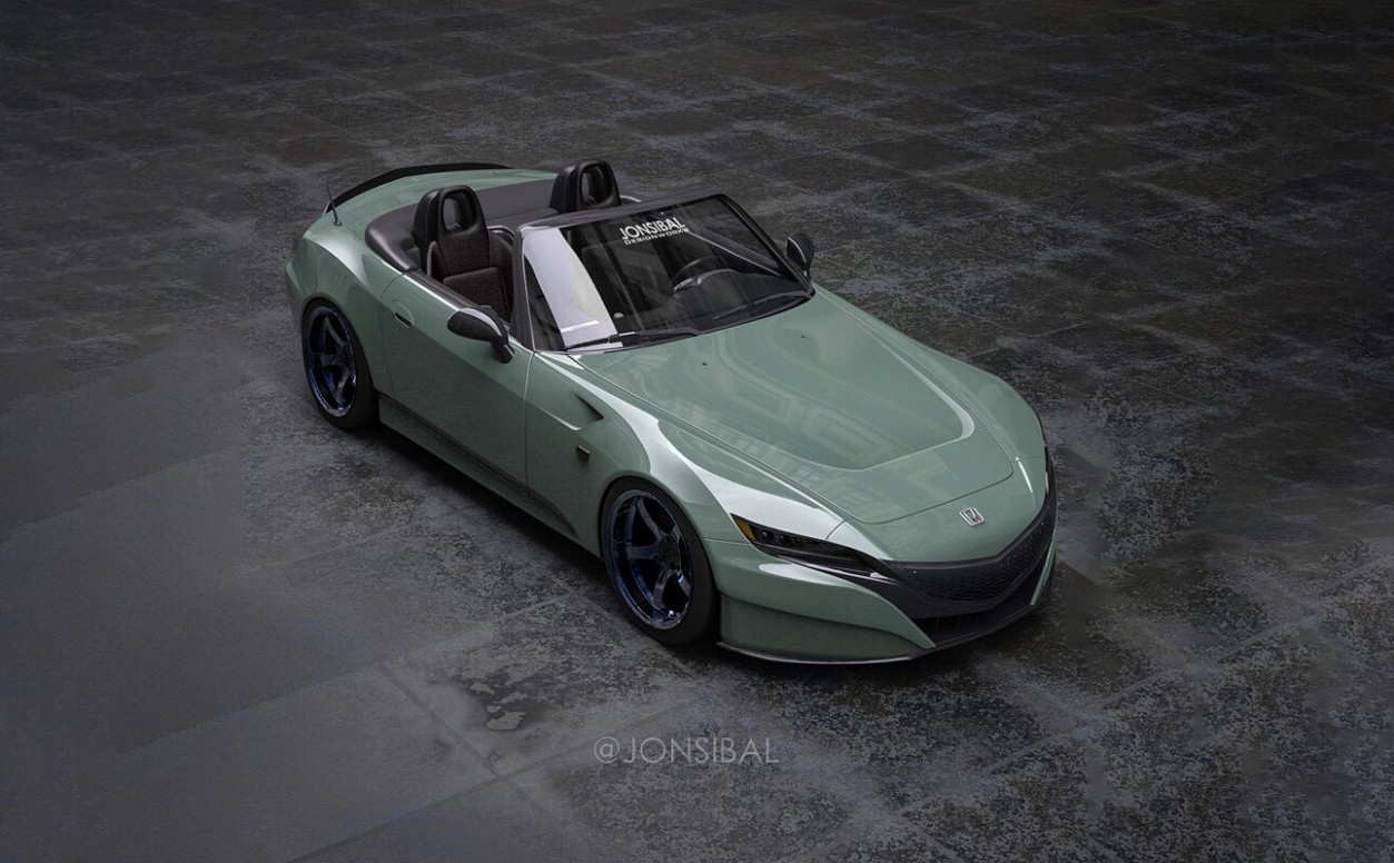 Price and Release date 2022 The Honda S2000