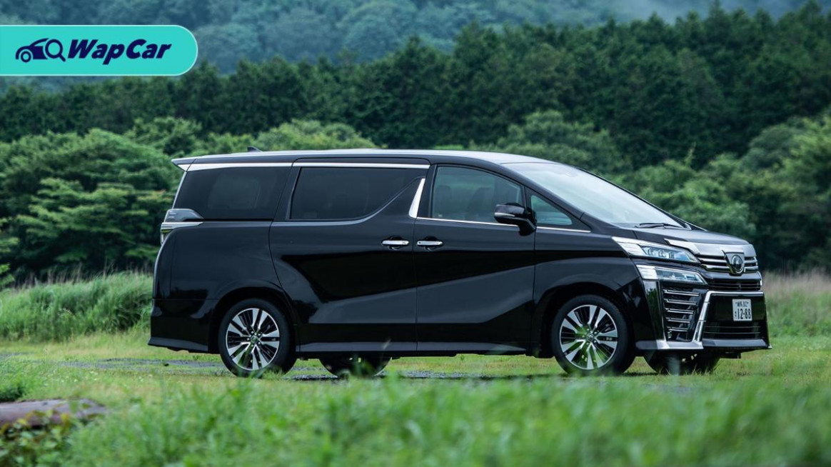 New Model and Performance 2022 Toyota Alphard