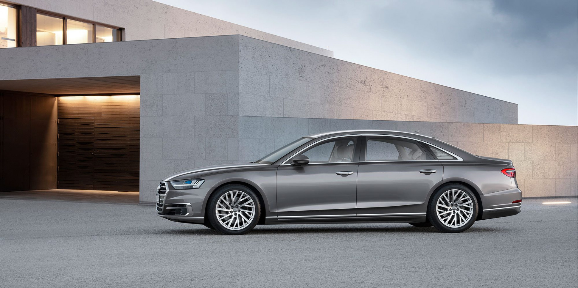 Release Date and Concept Audi A8 2022