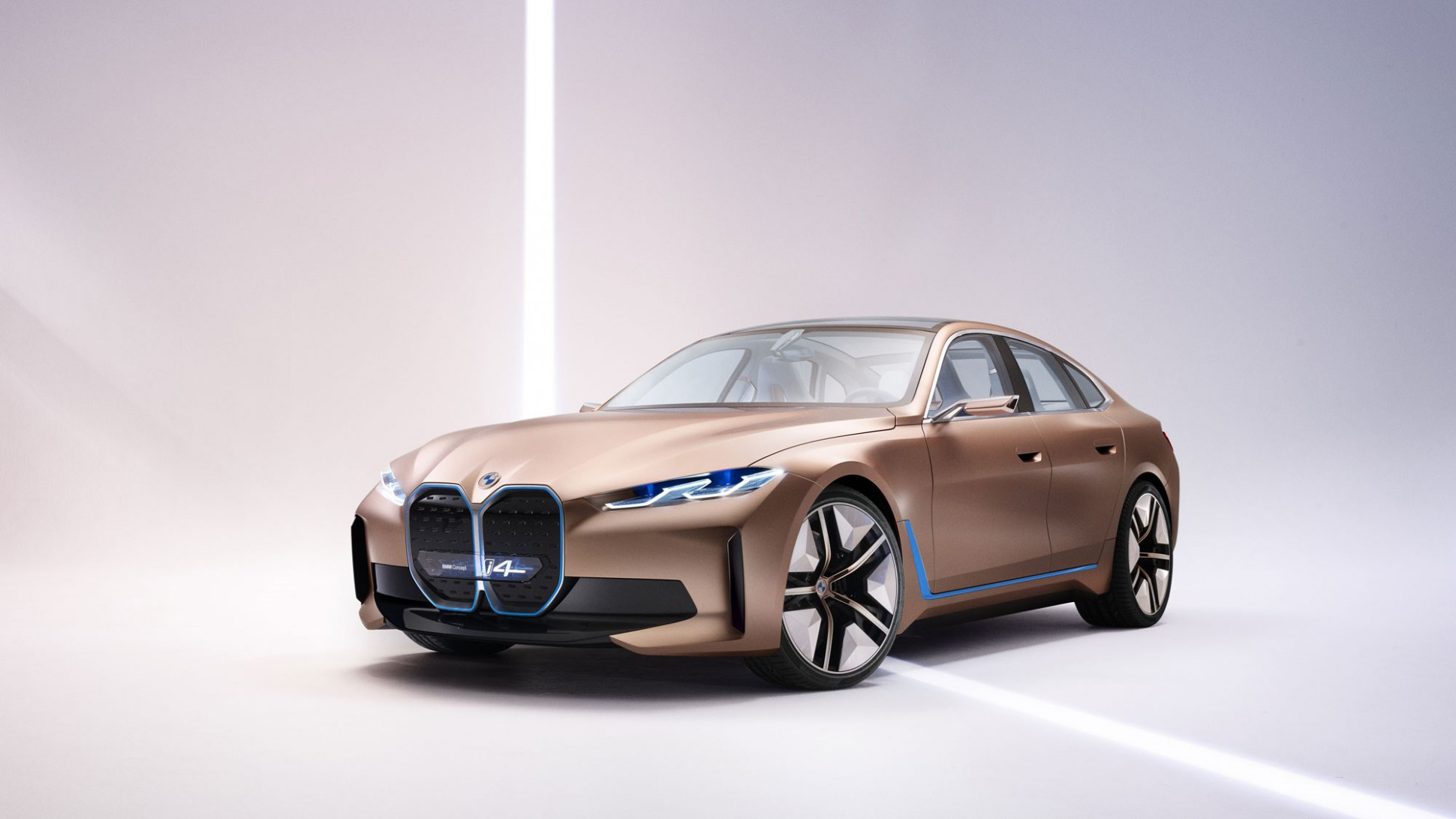 Wallpaper BMW Electric Vehicles 2022