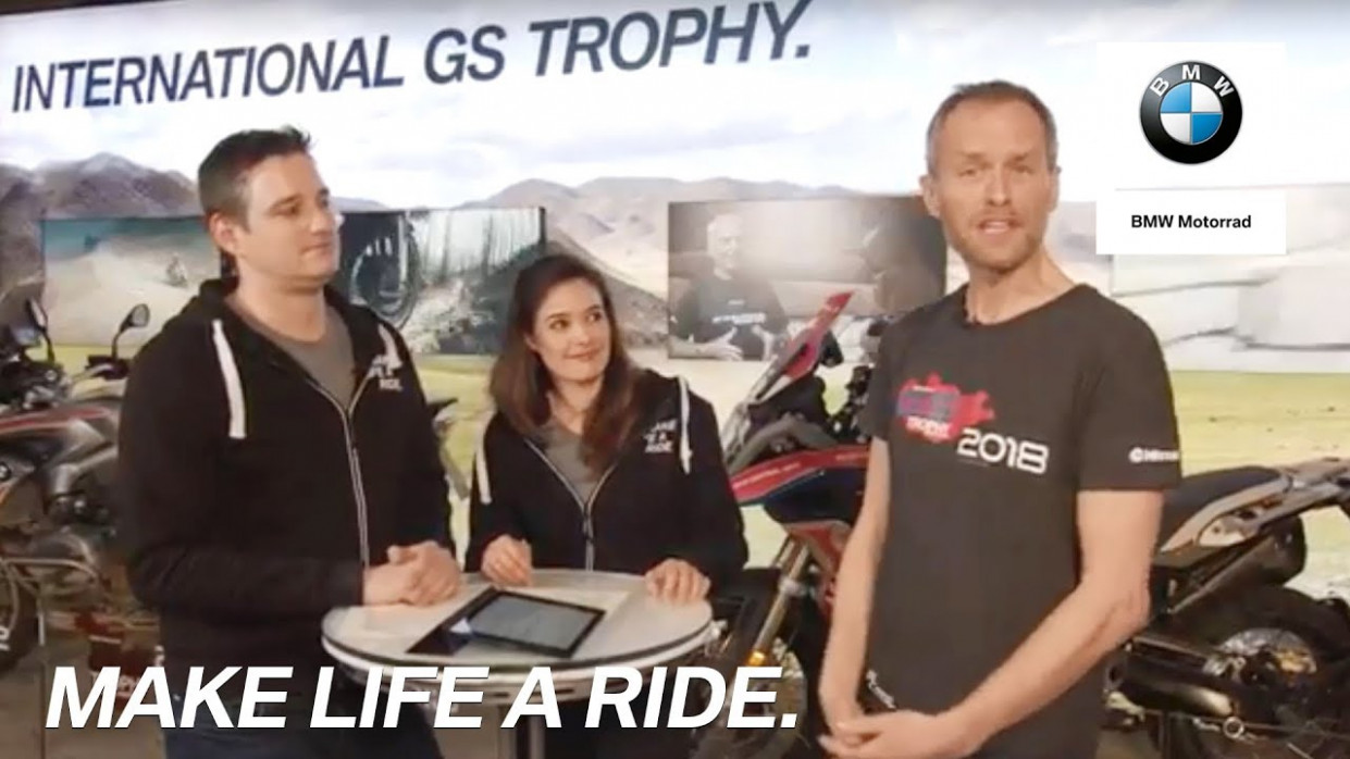 Review BMW Gs Trophy 2022