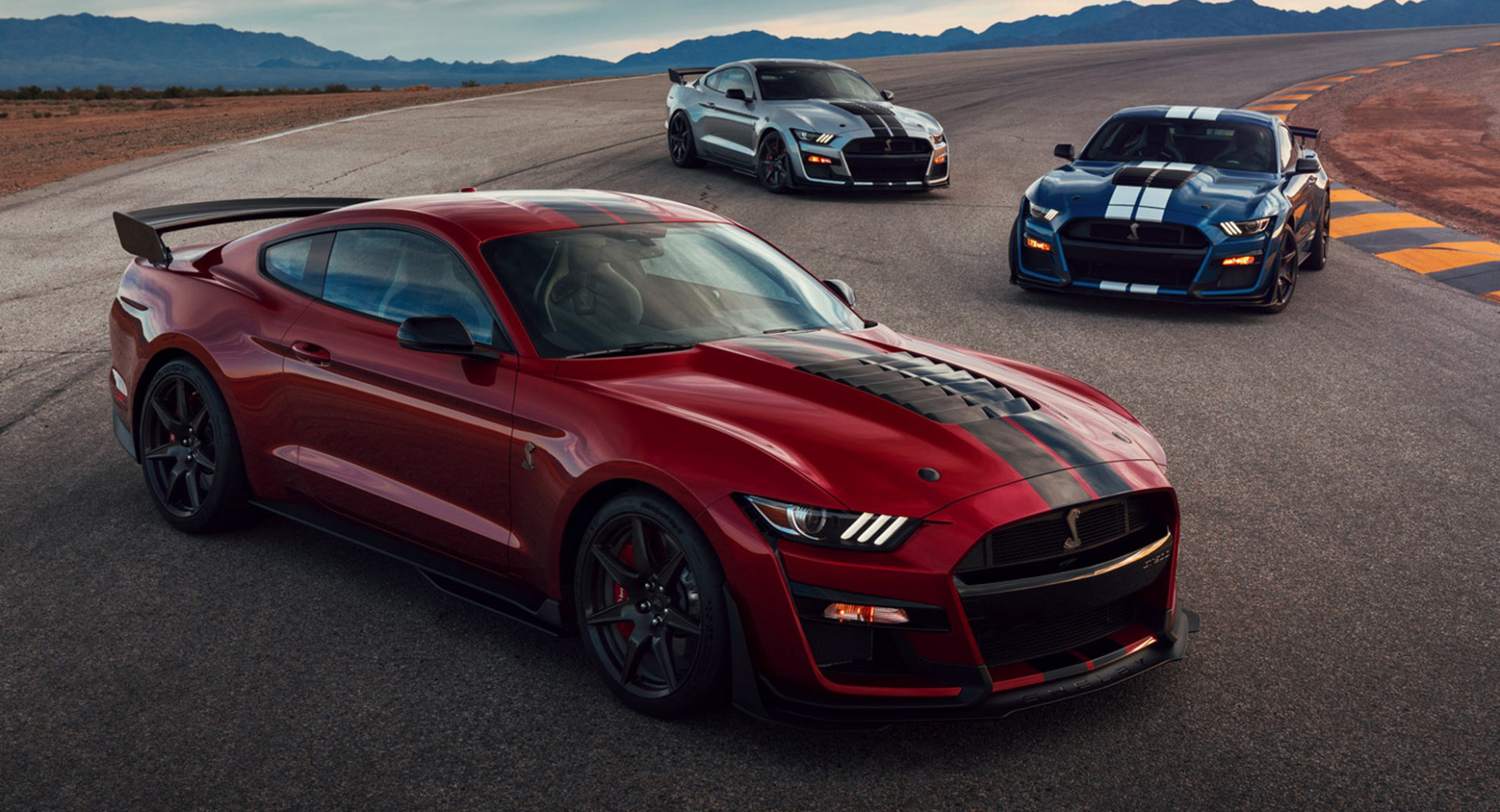 Review Ford Mustang Gt500 Shelby 2022