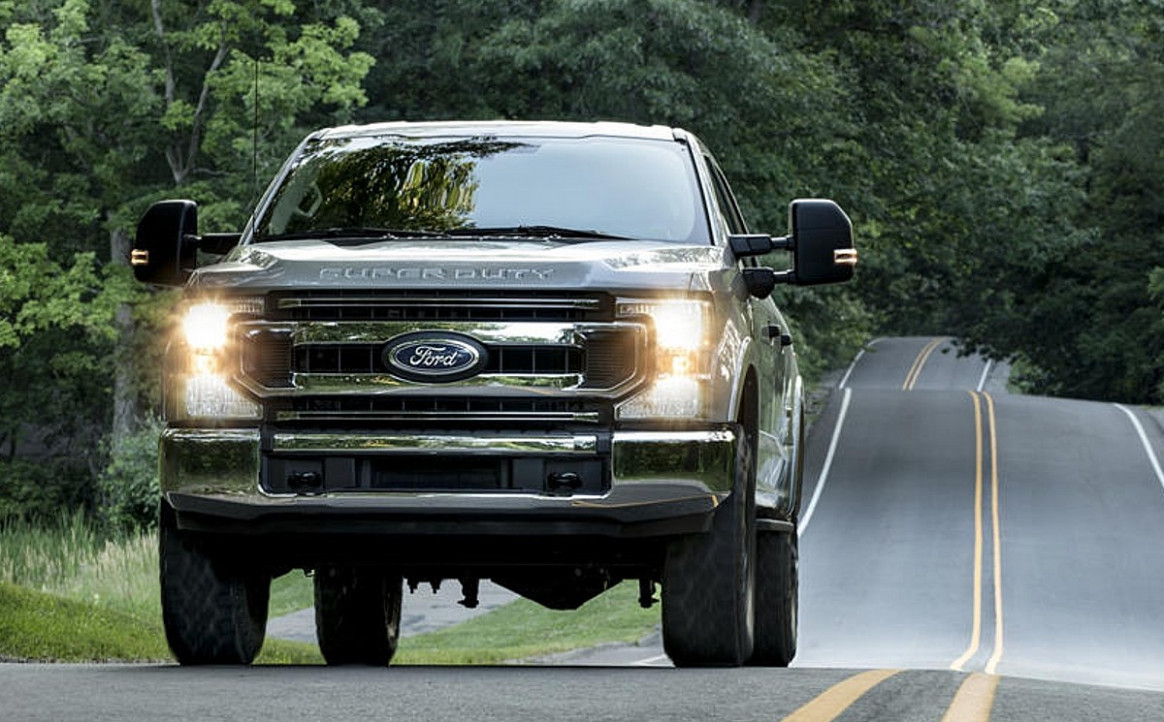 History Ford Super Duty 2022