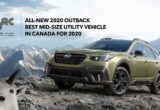 research new subaru canada 2022