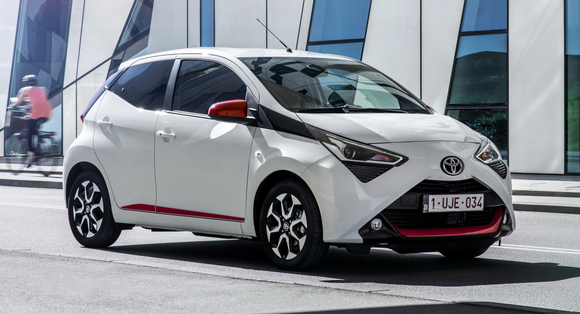 Review Toyota Aygo 2022