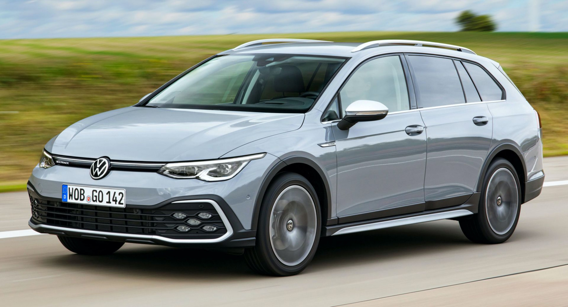 Overview Volkswagen Golf Alltrack 2022