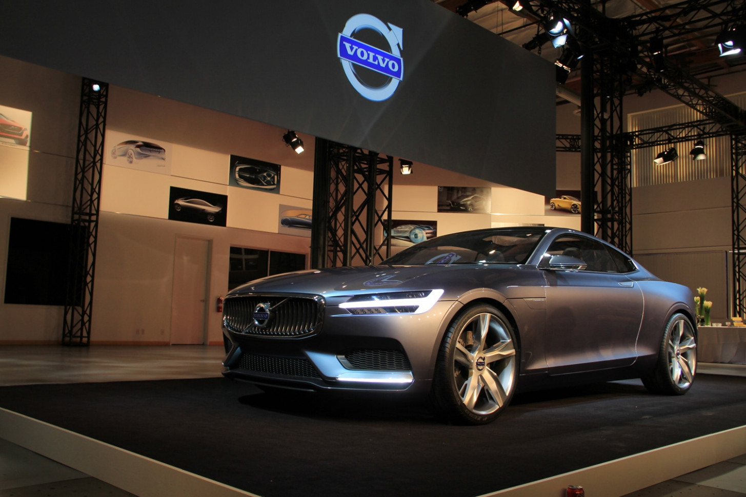 New Concept Volvo No Deaths By 2022