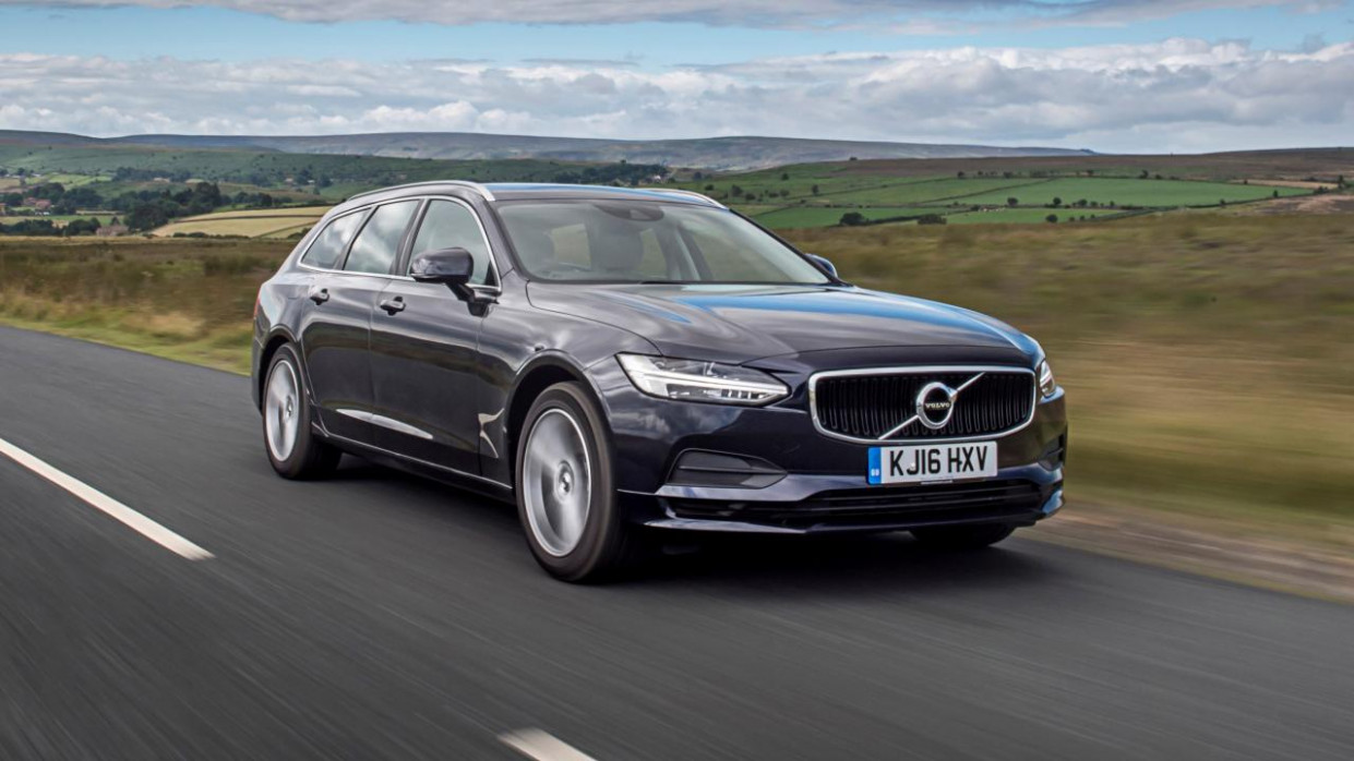 Release Date and Concept Volvo V90