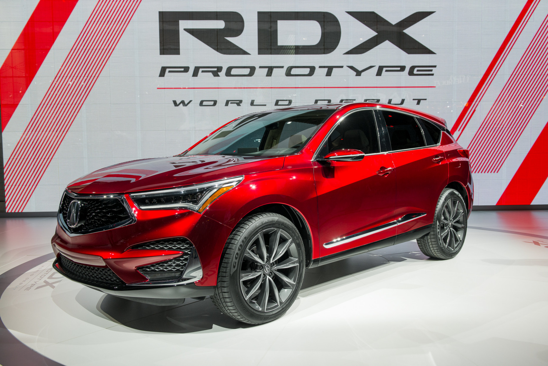 Spy Shoot 2022 Acura RDX