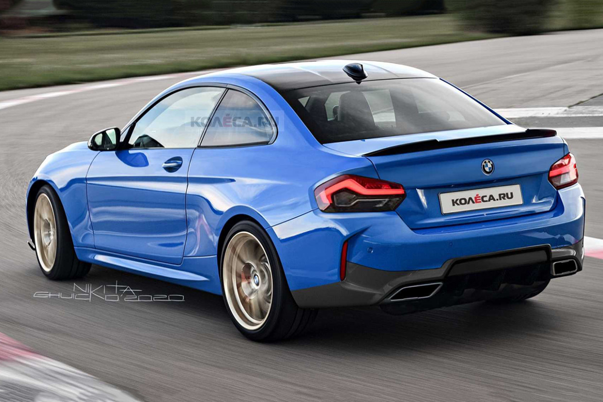Price and Review 2022 BMW M2