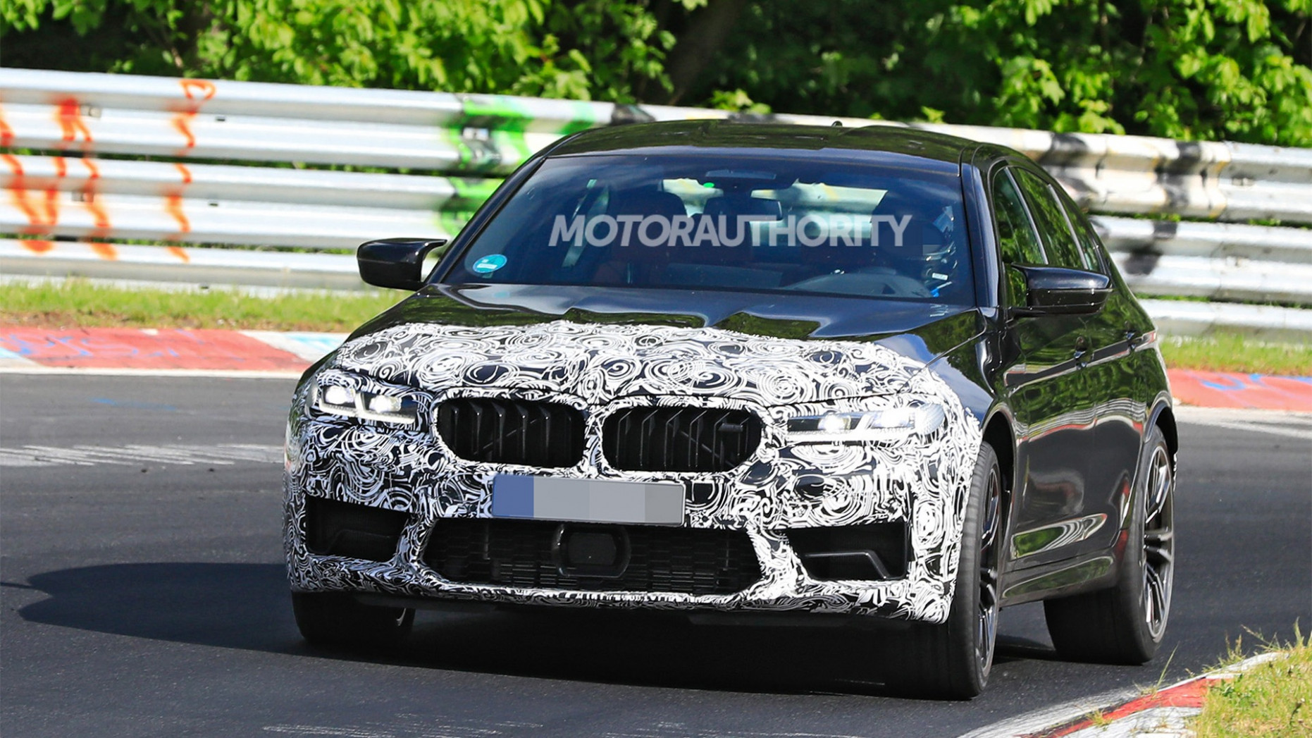 Overview 2022 BMW M5 Get New Engine System