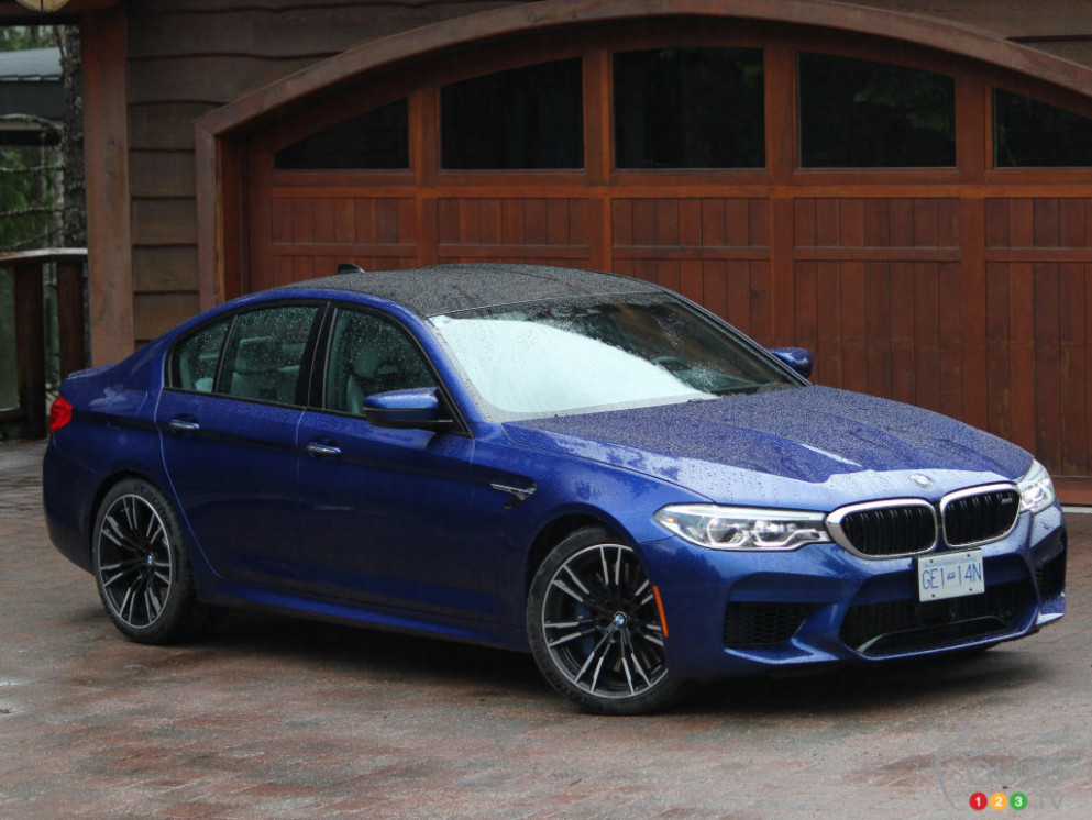Redesign and Review 2022 BMW M5 Xdrive Awd