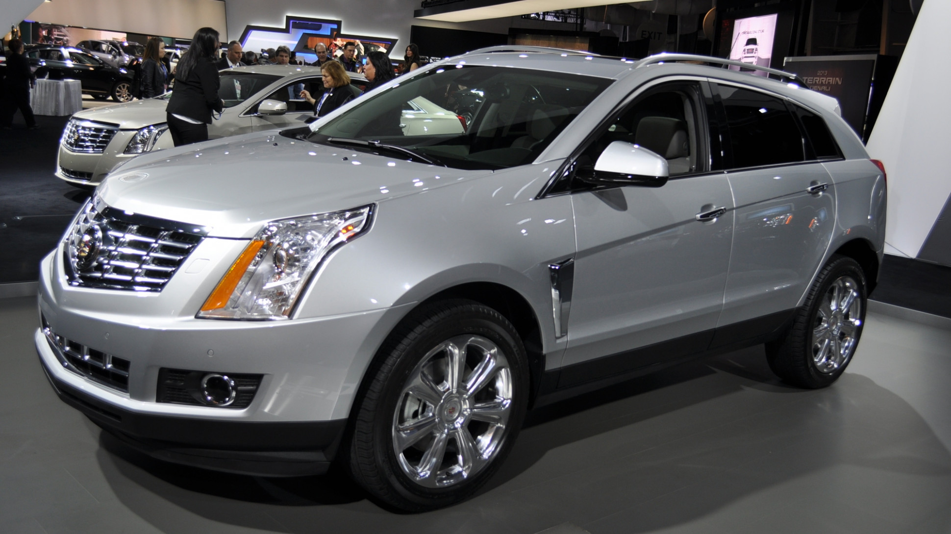 Review and Release date 2022 Cadillac SRX