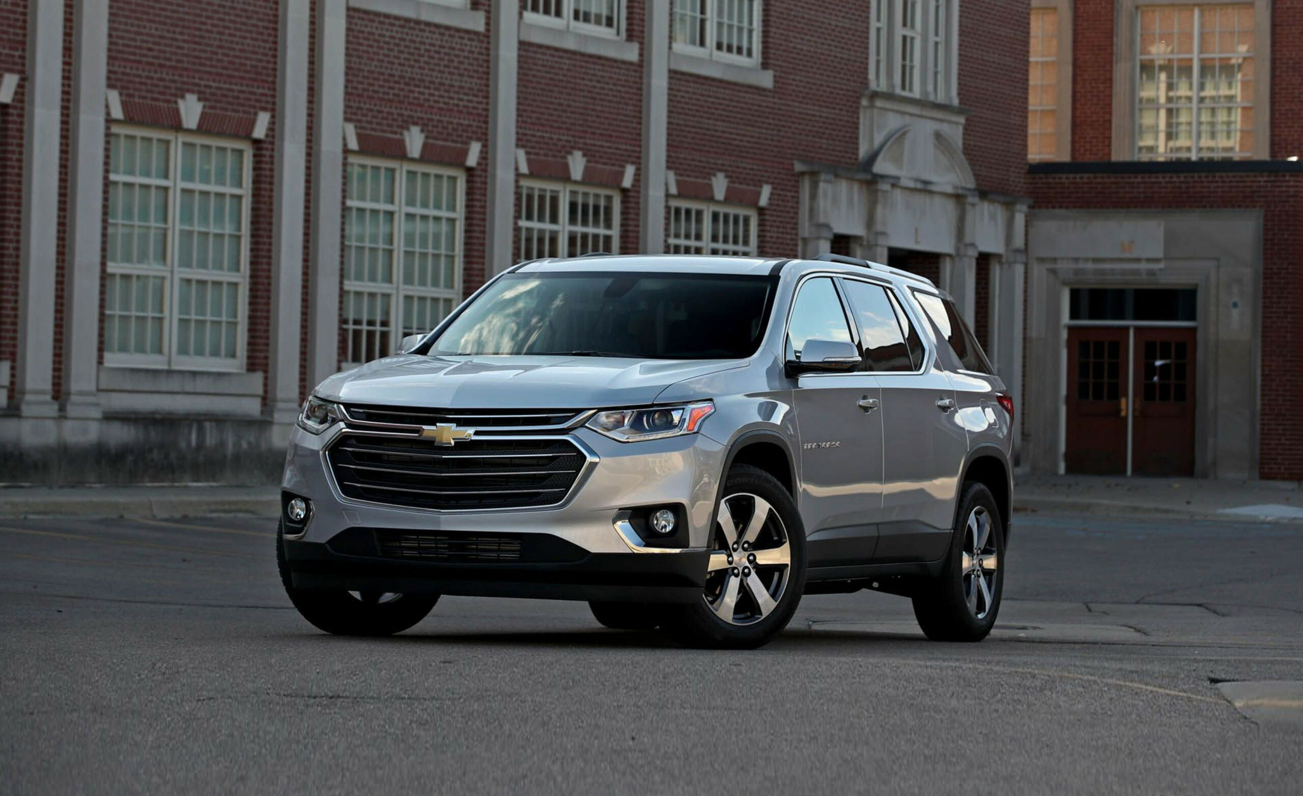 Configurations 2022 Chevy Traverse