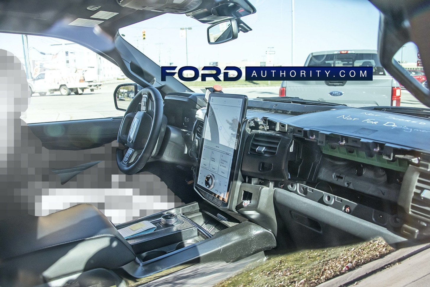Spy Shoot 2022 Ford Expedition Xlt