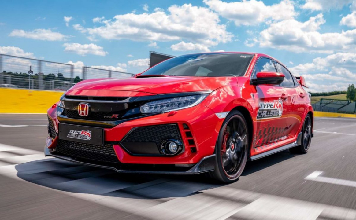 Price and Review 2022 Honda Civic Type R