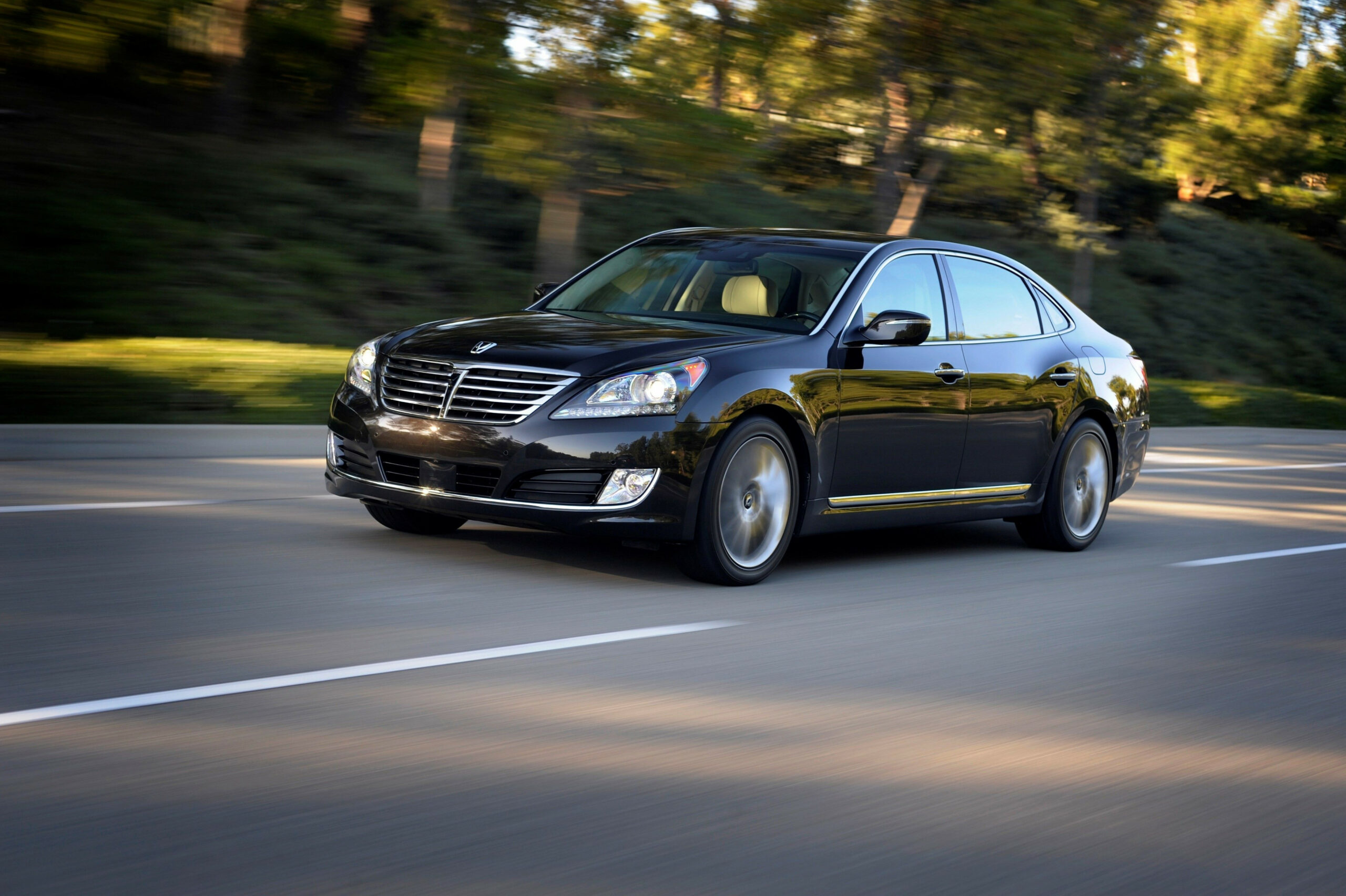 Performance and New Engine 2022 Hyundai Equus