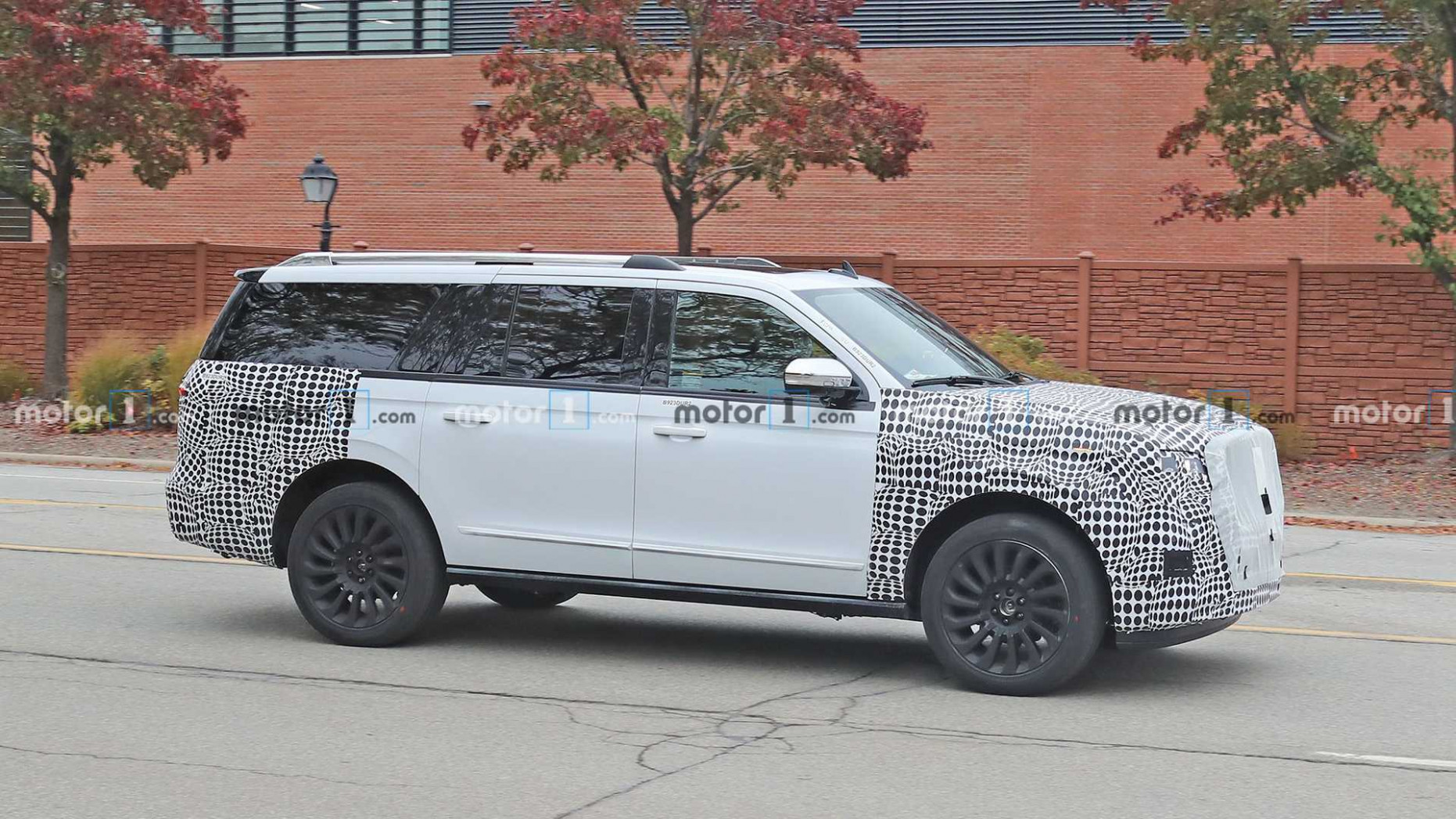 Spy Shoot 2022 Lincoln Navigator