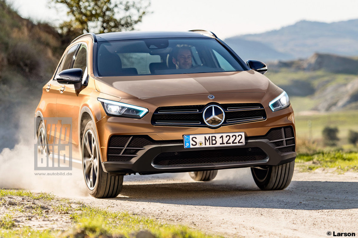 Concept and Review 2022 Mercedes Benz GLK