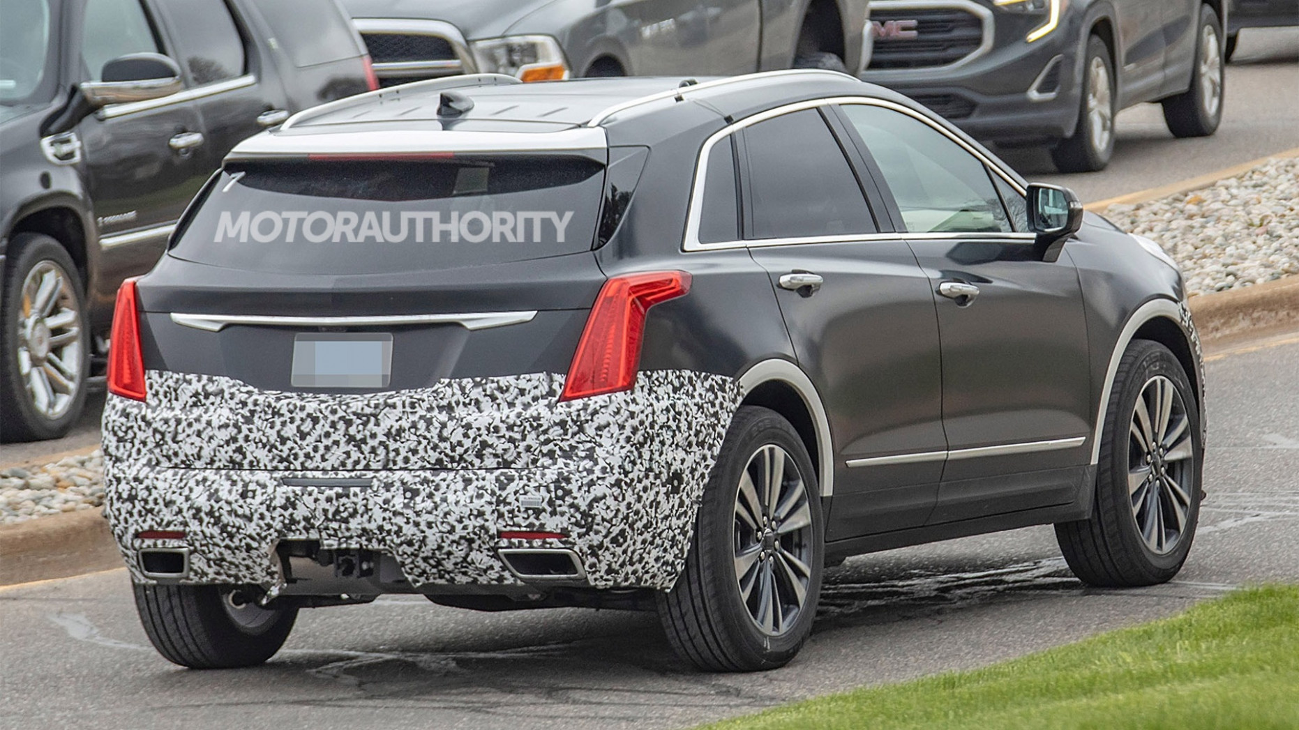 Research New 2022 Spy Shots Cadillac Xt5