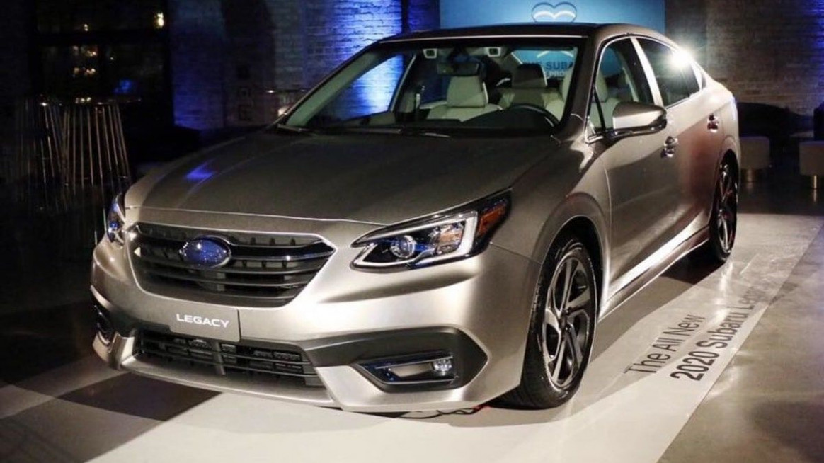 Pictures 2022 Subaru Legacy Turbo Gt