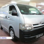 Review 2022 Toyota Hiace