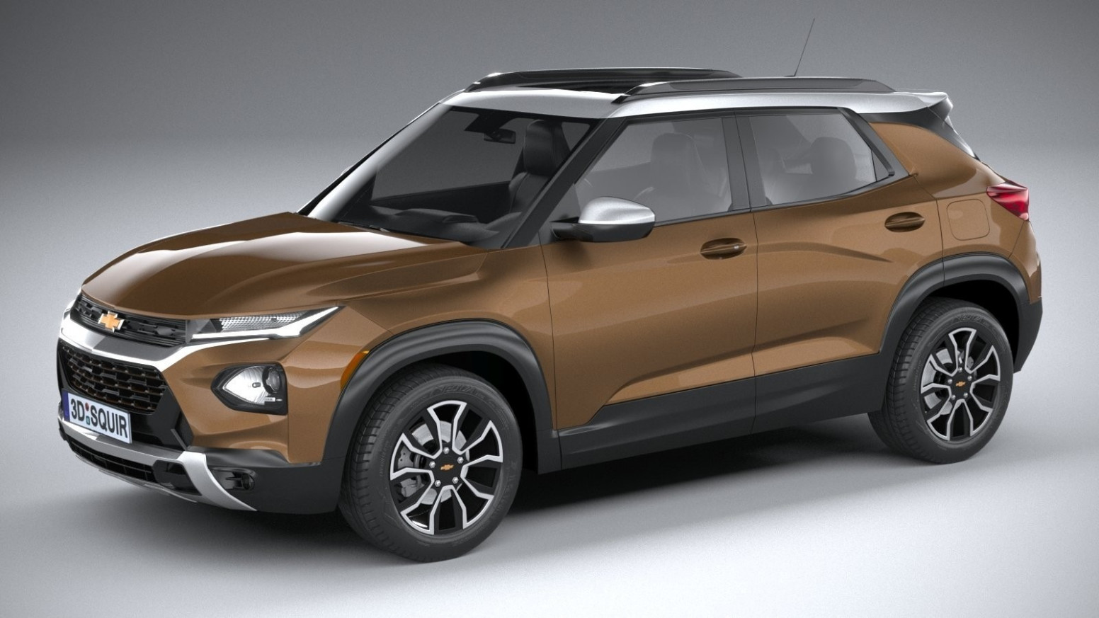 Redesign and Review 2022 Trailblazer Ss Us