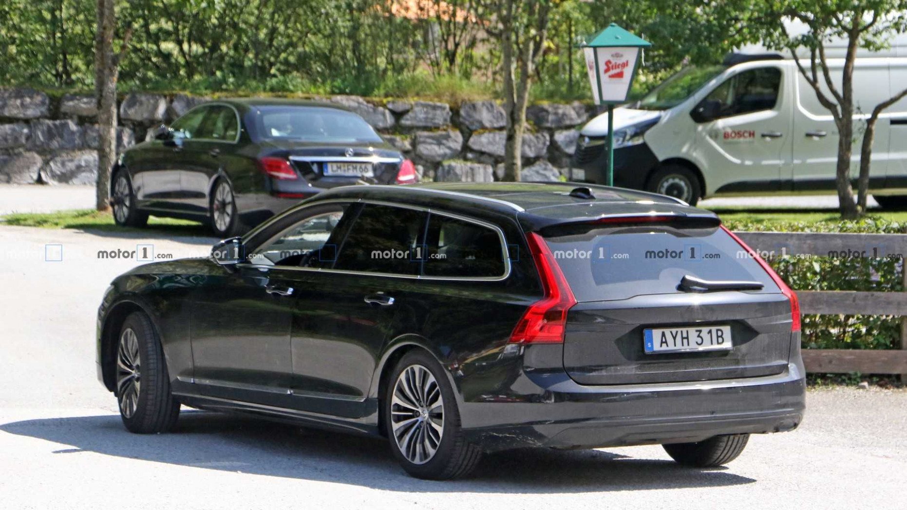 Redesign and Review 2022 Volvo S90