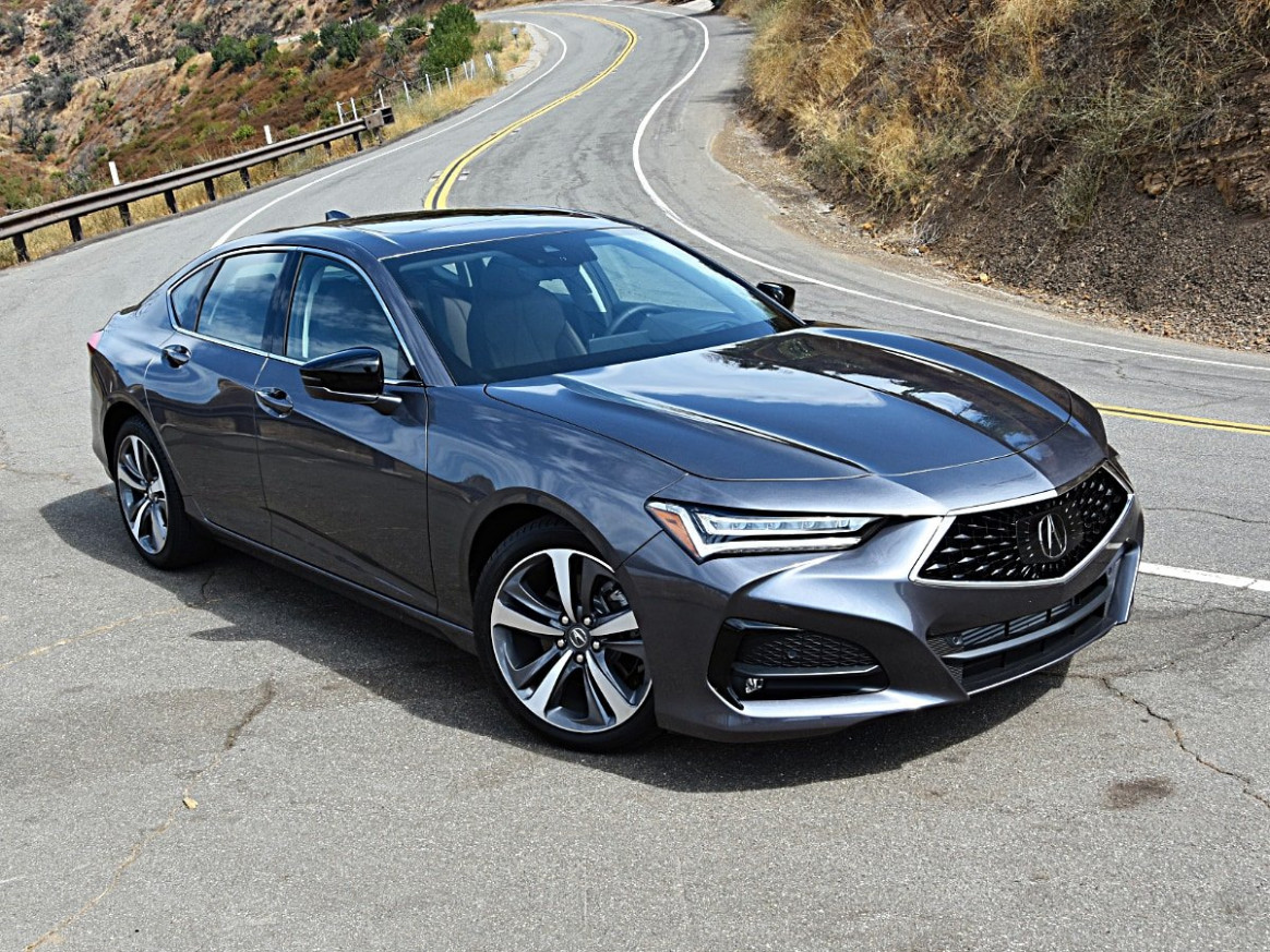 Release Date and Concept Acura Tlx A Spec 2022