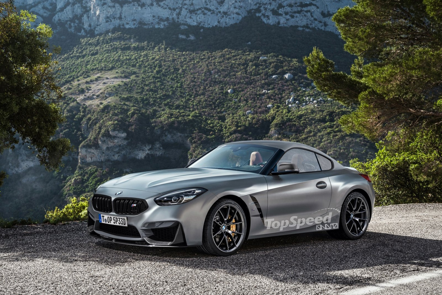 Exterior and Interior 2022 BMW Z4 Roadster